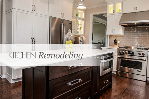 Kitchen Remodeling Services Wheaton