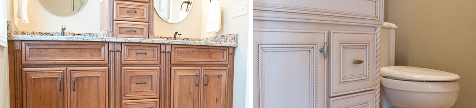 Custom Bathroom Vanities Naperville bathroom cabinets naperville, aurora, wheaton