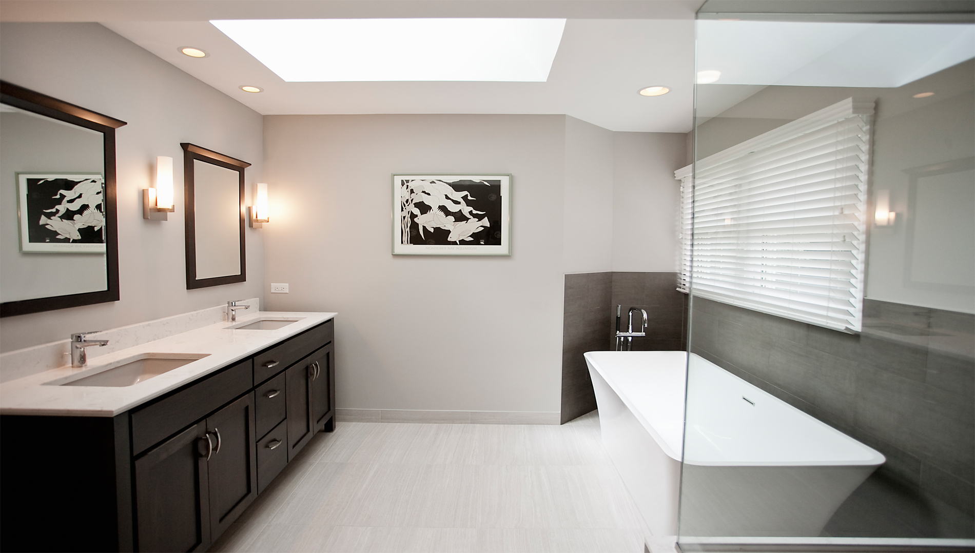 Custom Bathroom Vanities Naperville bathroom remodeling gallery naperville, aurora, wheaton - part 2