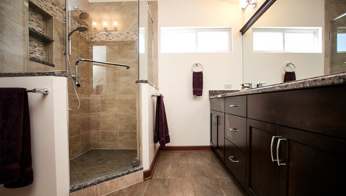 Fabulous Functional Bathroom Remodeling In Bolingbrook