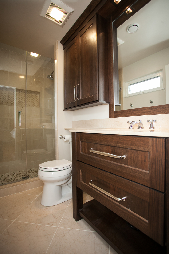Custom Bathroom Vanities Naperville kitchen & bathroom remodeling gallery naperville, aurora, wheaton