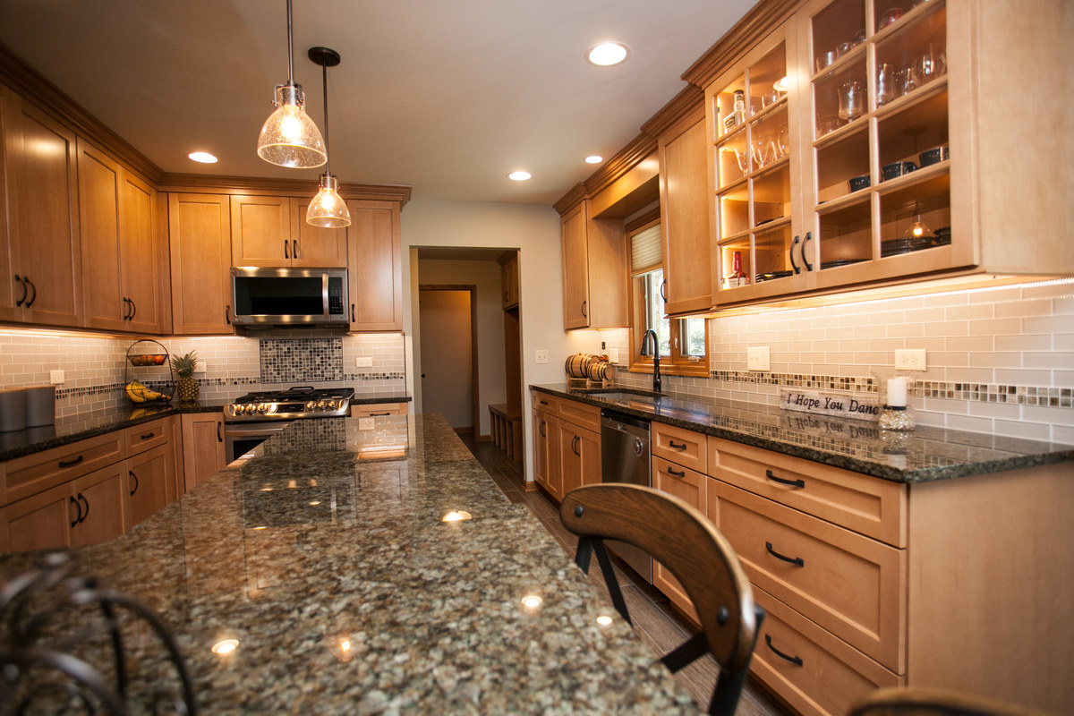 Joliet Cabinet Company French Country Kitchen