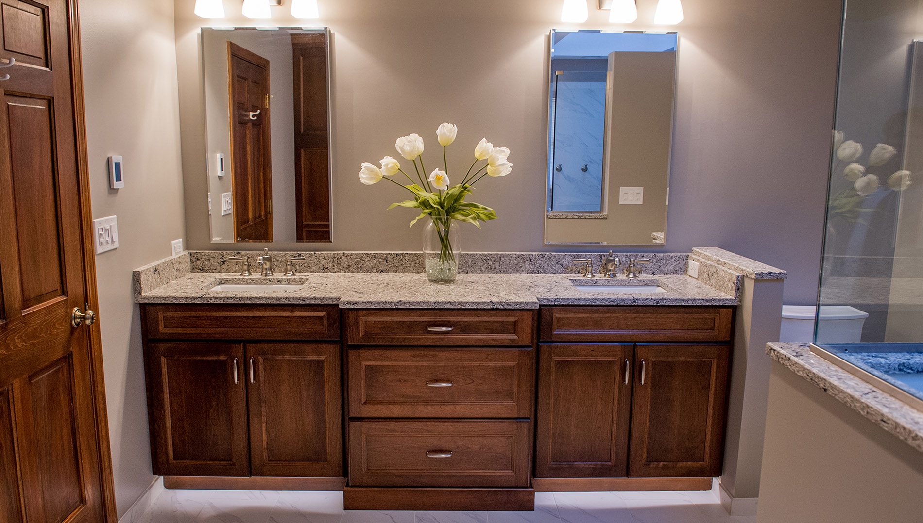 Custom Bathroom Vanities Naperville kitchen & bathroom design naperville, aurora, wheaton