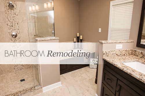 Bathroom Remodeling Services Endearing Kitchen & Bathroom Remodeling Naperville Aurora Wheaton Design Ideas