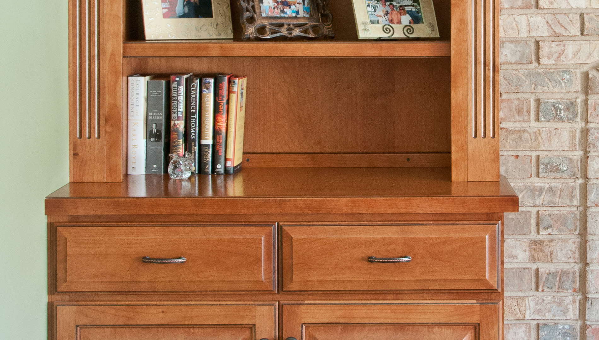 Custom Bookshelves Naperville IL