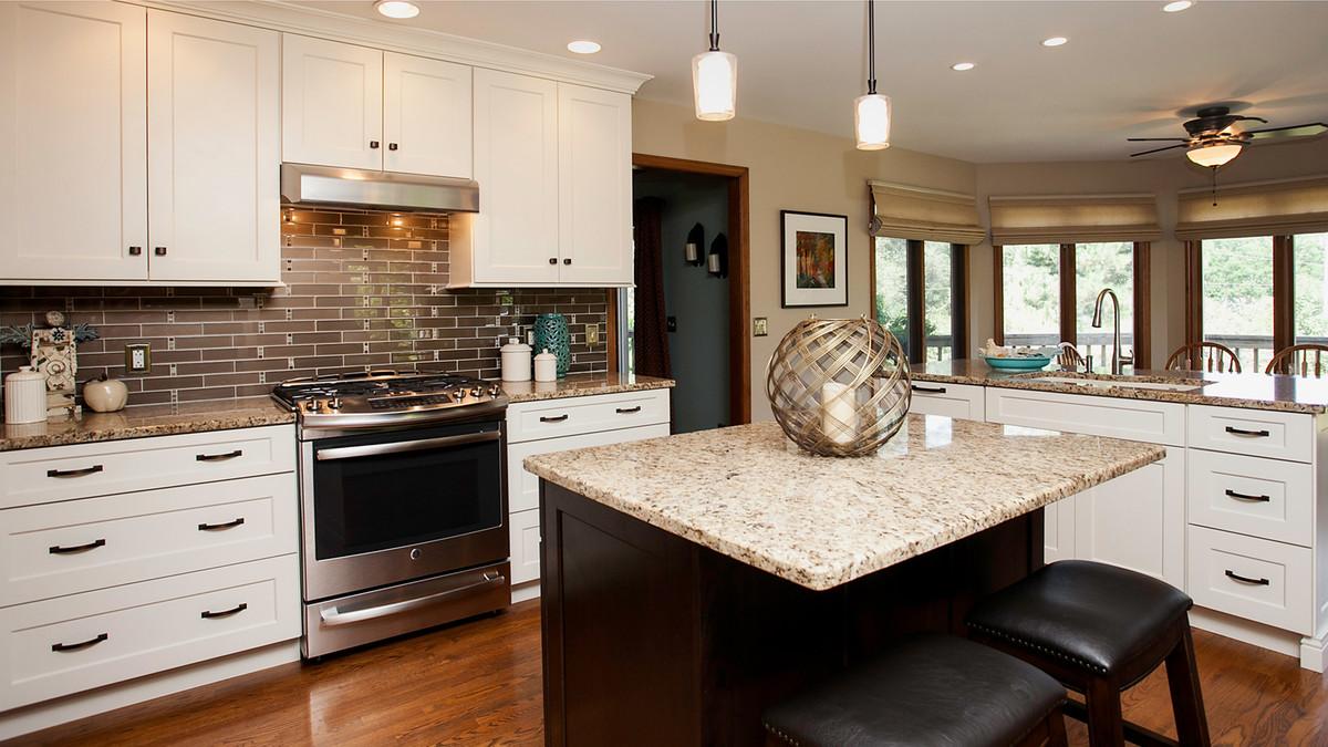 Kitchen Remodeling Gallery Naperville, Aurora, Wheaton - Part 5