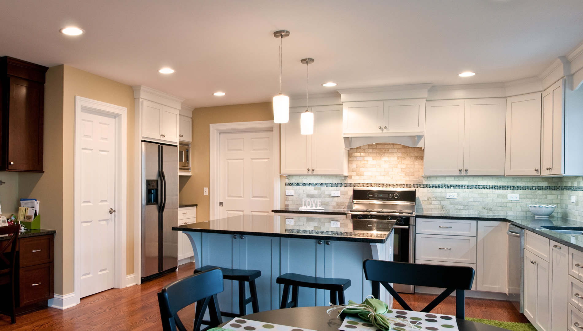Kitchen Remodeling Gallery Naperville, Aurora, Wheaton - Part 5