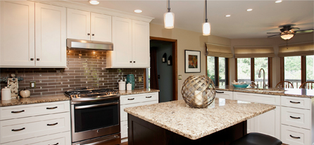 EXPERT KITCHEN REMODELING IN NAPERVILLE. Complete Kitchen Design Services