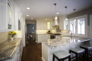 Naperville Kitchen Peninsula